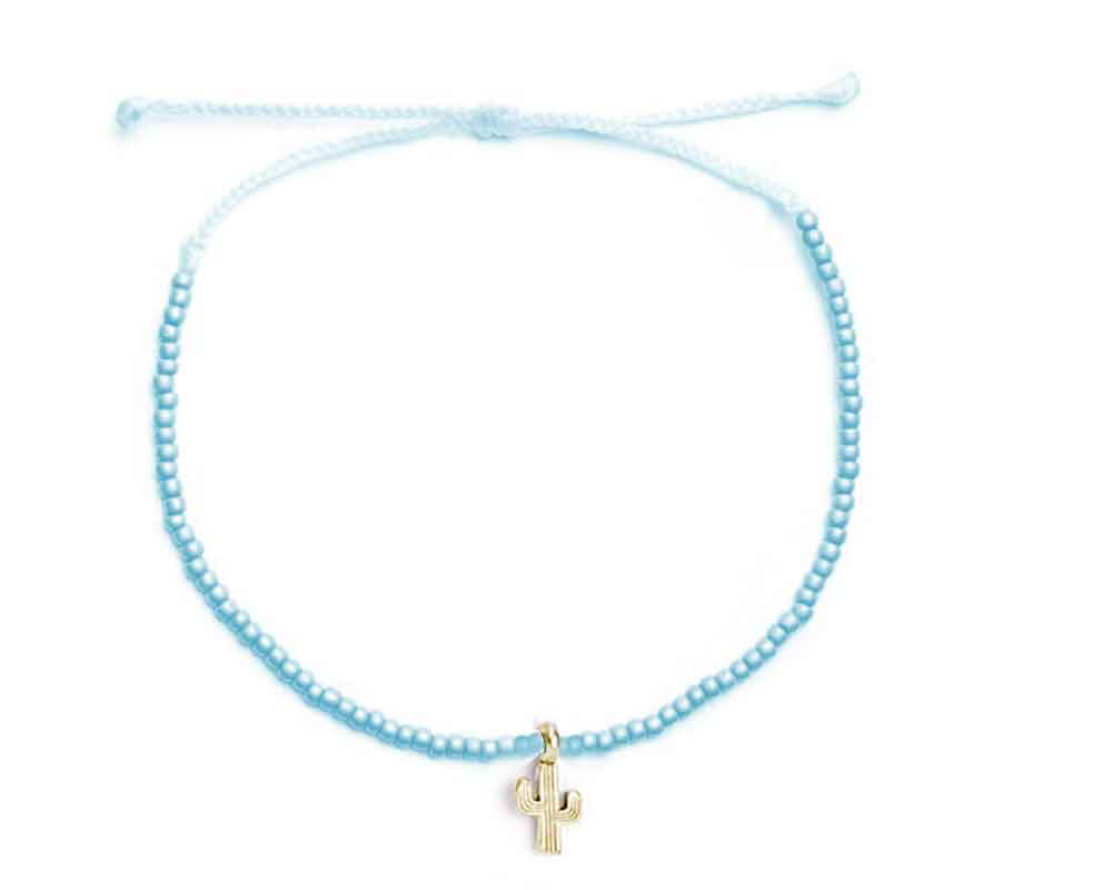 Seed Beads CACTUS Light Blue