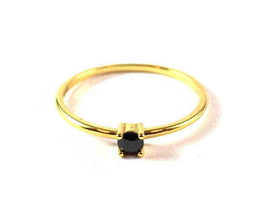 Onix Gold Ring