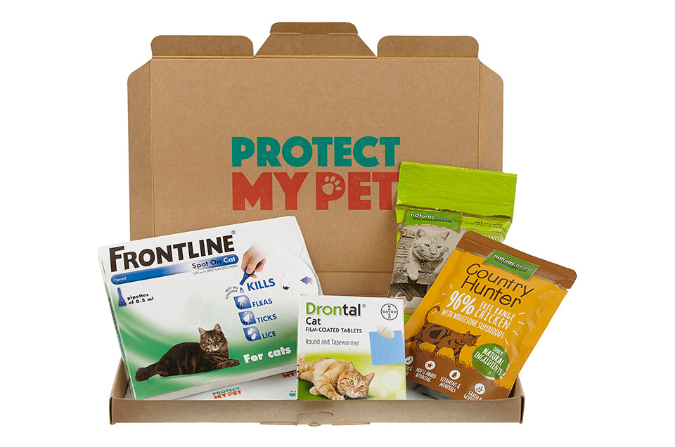 Cat Health Box Plus