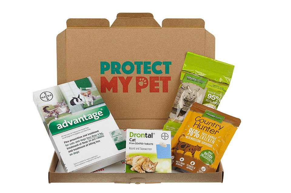 Pet Subscription Box Plus