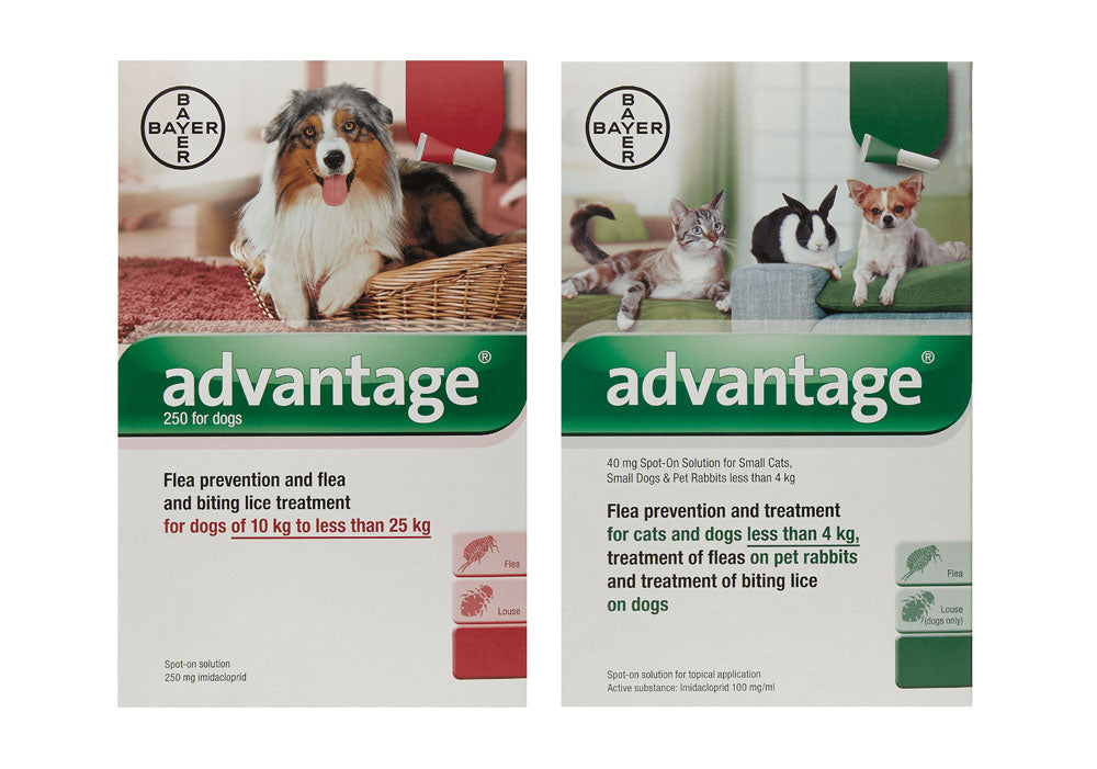 Protect My Pet Brand: Advantage