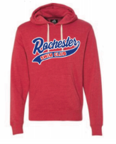 Red RSC Hoodie (Youth & Adult)