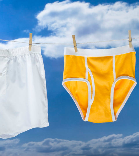 Boxers vs Briefs...what's the verdict?