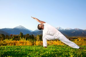 Fertility Yoga for Men