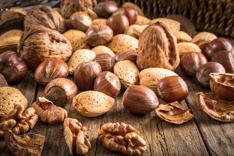 Nuts may boost your sperm health