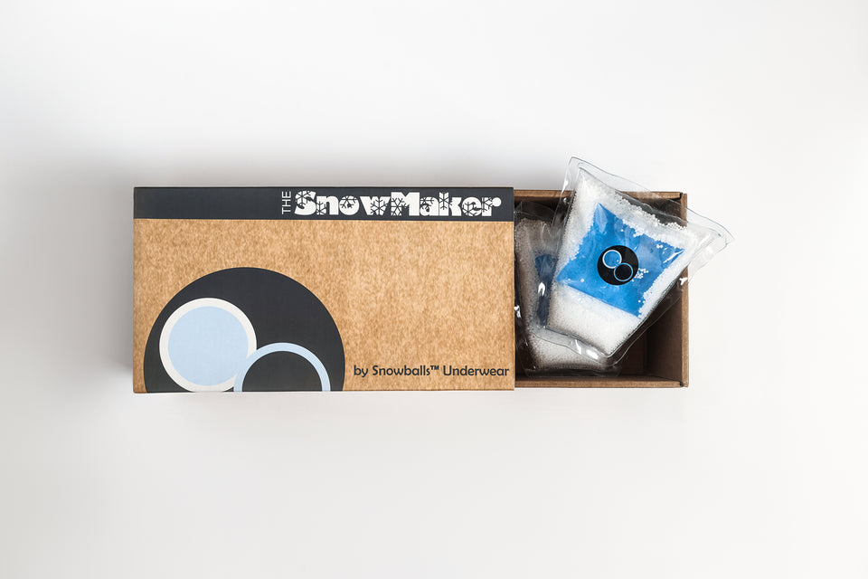 Snowballs™ SnowMaker Cold Snap-Pack