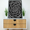 Succulent Canvas Print-Brush Point Studio