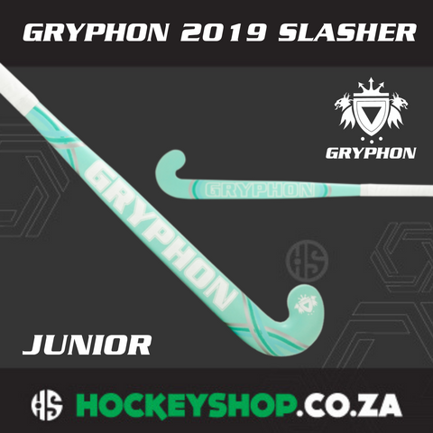 Gryphon Junior Slasher Teal 2019