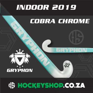 Gryphon Cobra Chrome Pro 2019 Indoor Stick