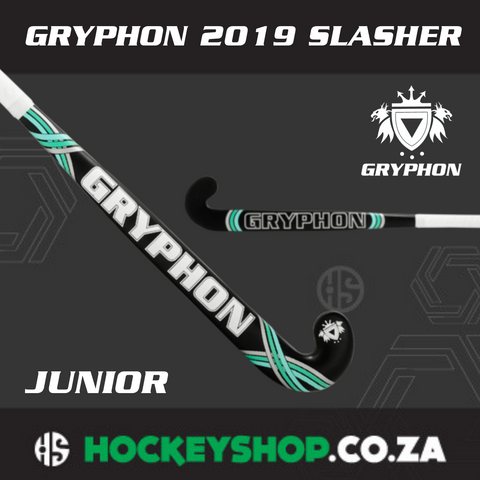 Gryphon Junior Slasher Black 2019