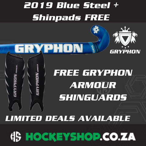 Gryphon Taboo Blue Steel 2019 Deals + [FREE] Shinnies