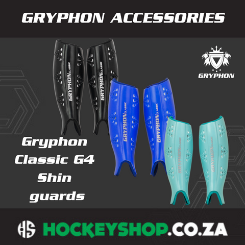 Gryphon Classic G4 Shin guards
