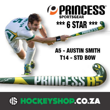 Princess 6 STAR - A5 / SG1 AUSTIN SMITH Signature