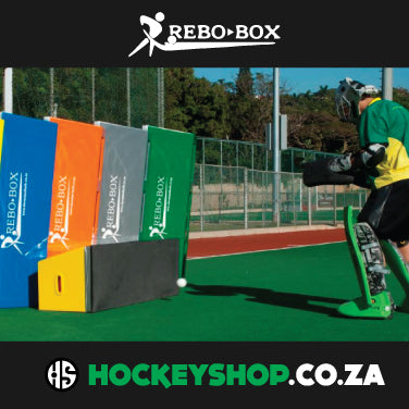 ReboBox Rebound Board Hockey Training Aide