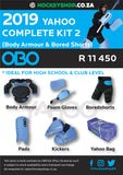 OBO Yahoo Complete Kit 2 (Body Armour & Bored Shorts)