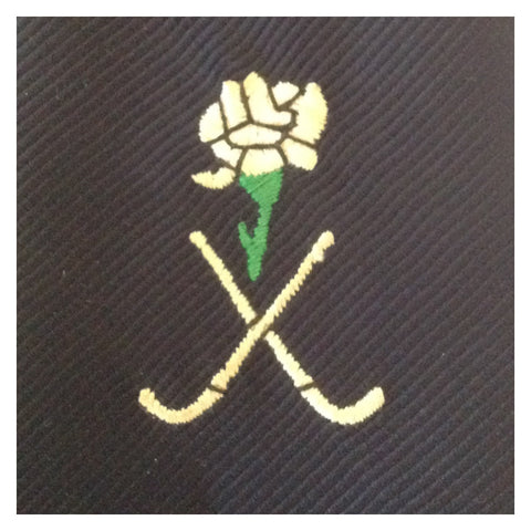 Carnations Hockey Tie
