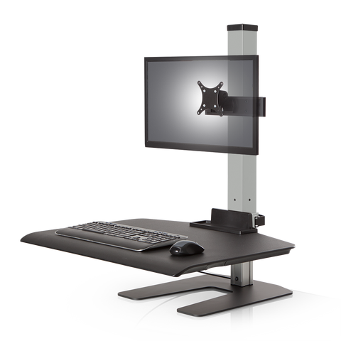 Winston Single Freestanding Sit-Stand
