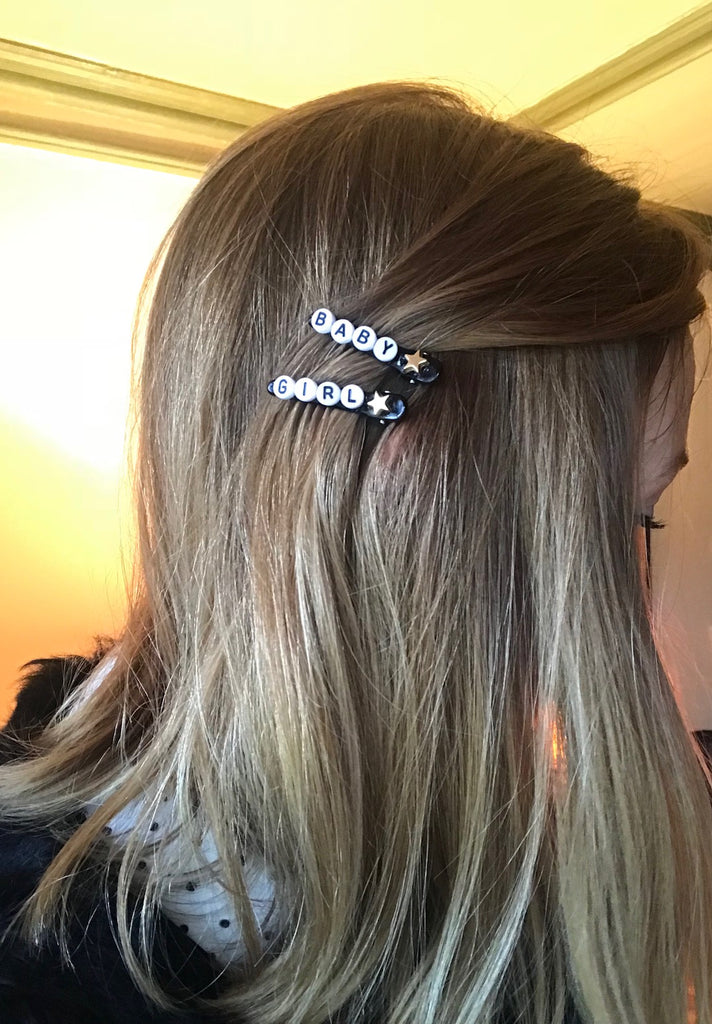 Baby Girl hairclip