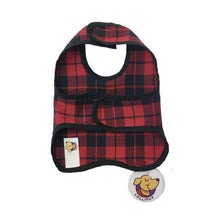 Plaid Dog Coat