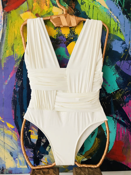 Body Trama Off White V I Z Z U O Beachwear