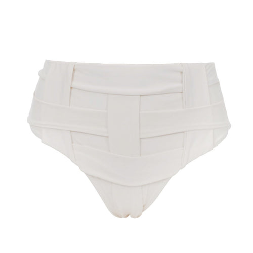 Calça Tama Hot Off White V I Z Z U O Beachwear
