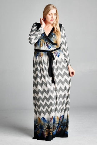 Far Orient Maxi Dress