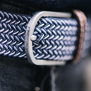 BillyBelt - Woven Stretch Belt - The Bogota