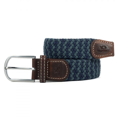 BillyBelt - Woven 'Stretchy' Belt - The Canberra