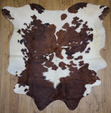 Hanlin Natural Cow Hide - Tri Colour - (7127)