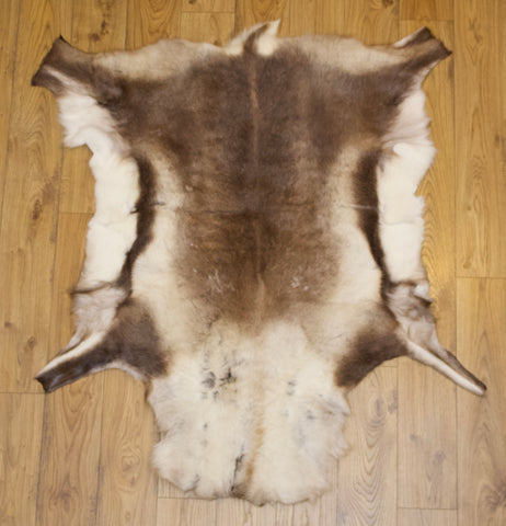 Hanlin Large Reindeer Hide - Light (2)