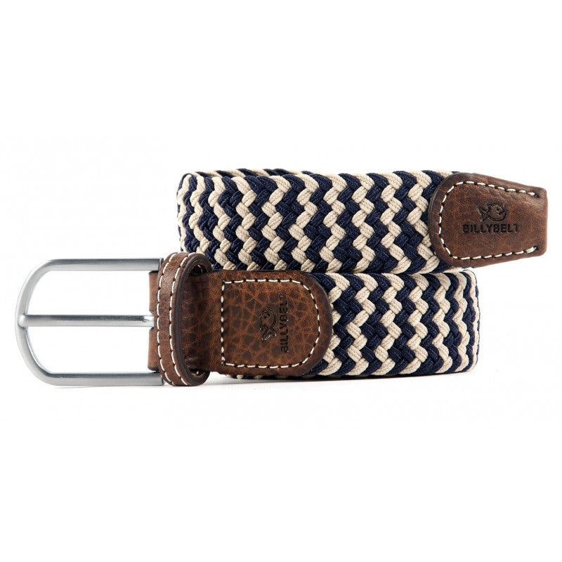 BillyBelt Premium Woven Elastic Stretch Belt The Normande