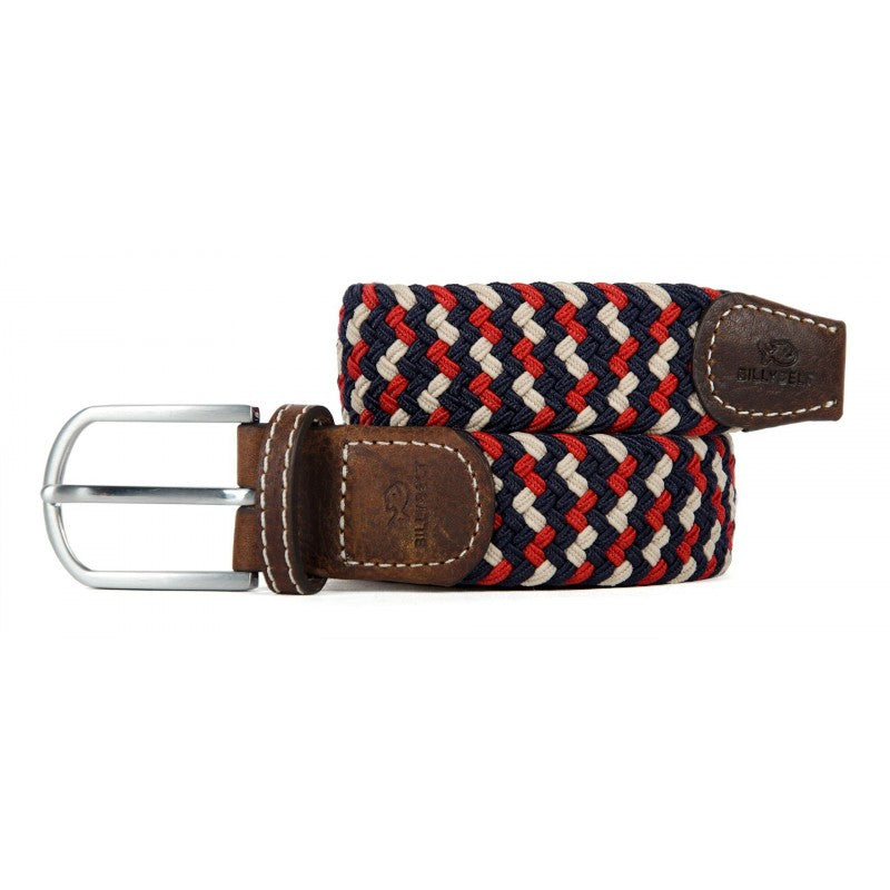 BillyBelt Premium Woven Elastic Stretch Belt The Amsterdam