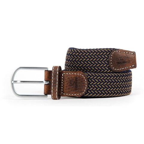 BillyBelt - Woven 'Stretchy' Belt - The Havana