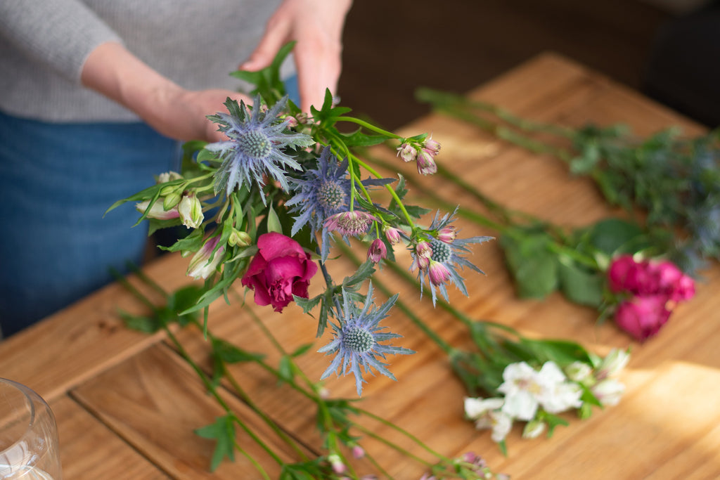 How to guide - floristry