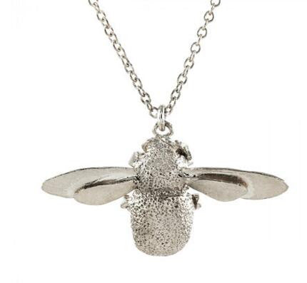 Cute Bee Pendant Necklace For Women