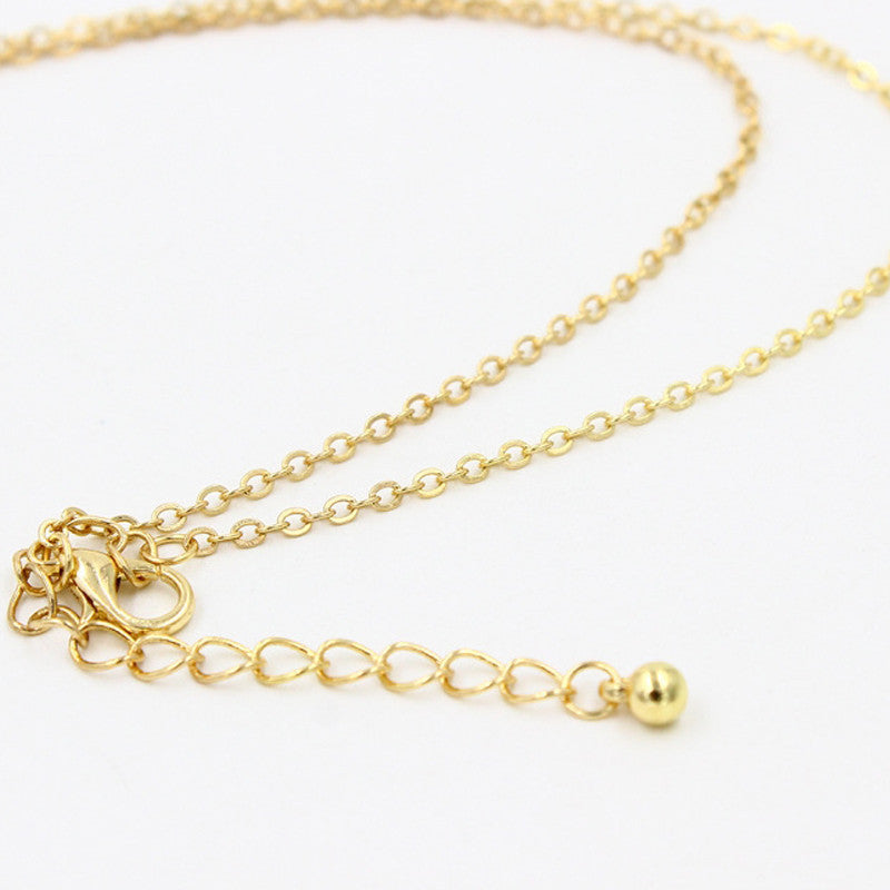 Korean Style Cute Pendant Necklace Cloud Umbrella Necklace For ...