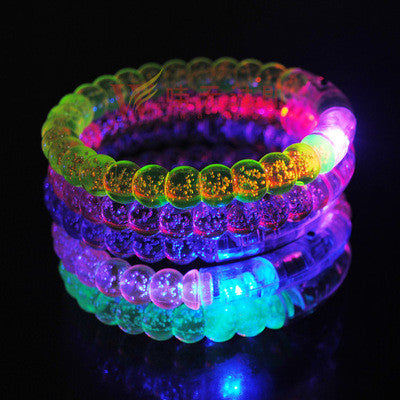 Hand ring party/toy acrylic flash and glow Fluorescent sticks bracelets
