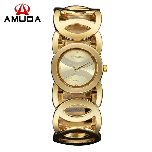 Luxury Crystal Bracelet Quartz Watches