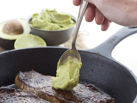 Avocado Keto Steak Sauce Recipe