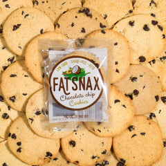 Fat Snax Keto Chocolate Chip Cookies