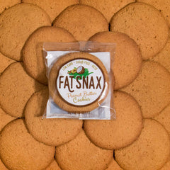 Fat Snax Peanut Butter Keto Cookies Which Keto Cookie is Your Favorite