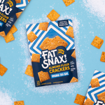 Fat Snax Crackers 6 Month Subscription