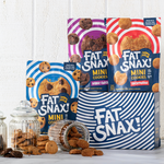 Fat Snax Mini Cookies 12 Month Subscription 20% Off Auto renew
