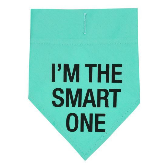 I'm The Smart One Bandana