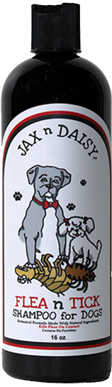 Jax n Daisy's Flea n Tick Shampoo (This Product Is Not Safe For Cats)