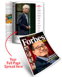 Forbes Asia Feature - Hiroshi Morooka | Marquis Who's Who Ventures LLC