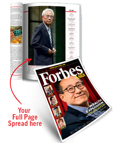Forbes Asia Feature - Eita Goto | Marquis Who's Who Ventures LLC