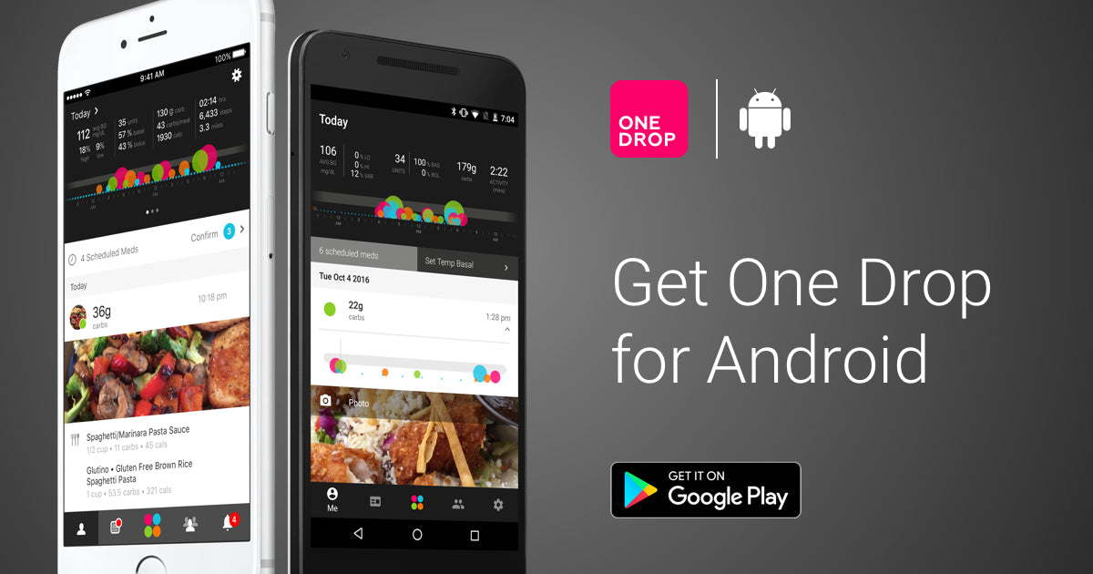 One Drop for Android