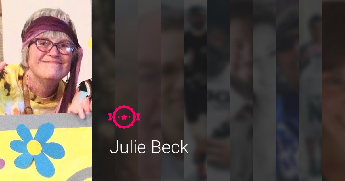 1st Day of Diabadass: Meet Julie Beck
