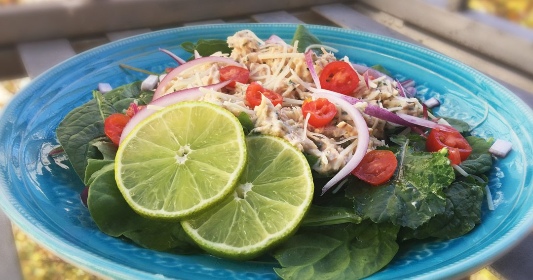 tuna salad recipe - diabetic friendly recipe